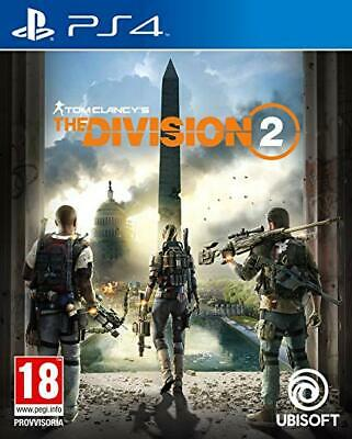 Videogames Tom Clancy The Division 2 Ps4 Playstation 4 Versione Italiana Ufficia