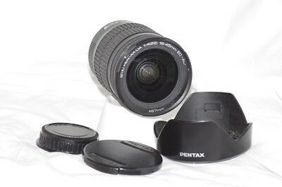 Zoom Ultra Grand-Angle Pentax 16-45mm f4 Autofocus EXCELLENT