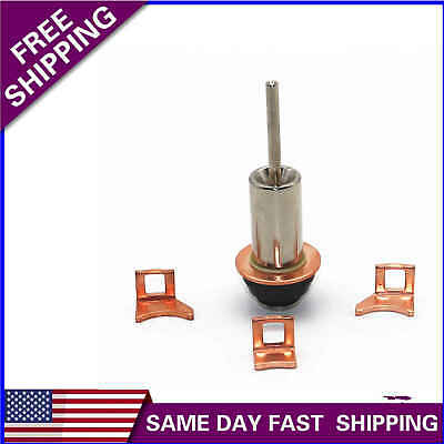 For Toyota starter repair and rebuild kit solenoid valve contacts & plunger kit