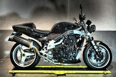 2003 Triumph Speed Triple 955i 1 Owner 3800 Miles Stunningcarbon