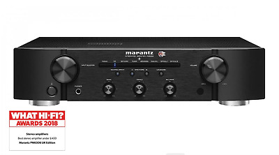 Marantz PM6006 UK EDITION Integrated Amplifier With Digital Input in Black