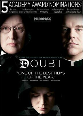 Doubt - DVD (Like New)