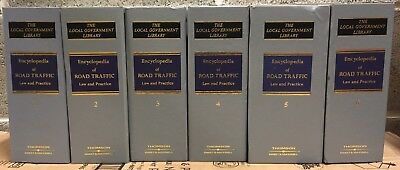 Encyclopedia of Road Traffic Law and Practice by Alexandra Ward, Hannah Willcock