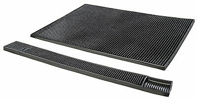 Rubber Service Bar Mat Heavy Duty bar and Rubber Drip Mats for Home/bar