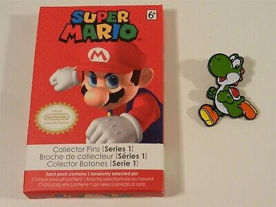 Nintendo Super Mario Series 1 Collector Pins - Yoshi