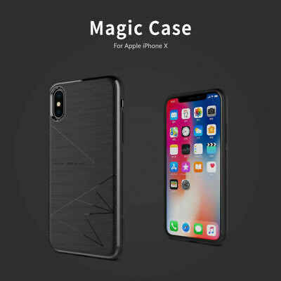 NILLKIN Magic Case For Apple iPhone X Magnetic Function UNBreak Phone Cover