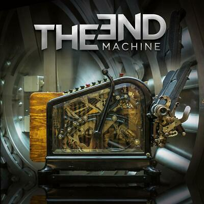 The End: Machine Cd - The End: Machine (2019) - New - Rock - Frontiers