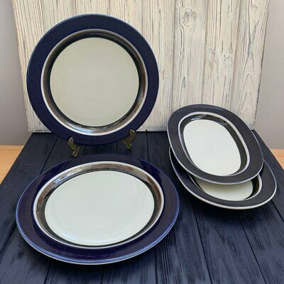 Arabia Finland Saara Set, Finnish vintage ceramics, antique dinnerware set