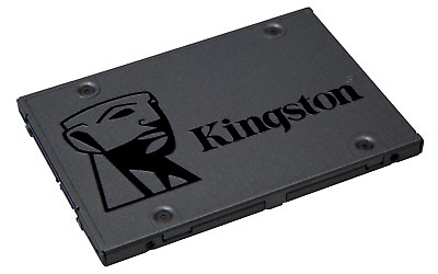 "Kingston A400 2.5"" 240GB SSD SATA III Solid State Drive"