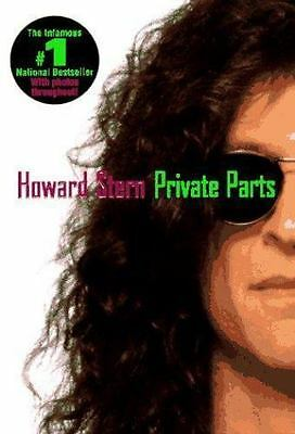 Private Parts by John Simons; Howard Stern