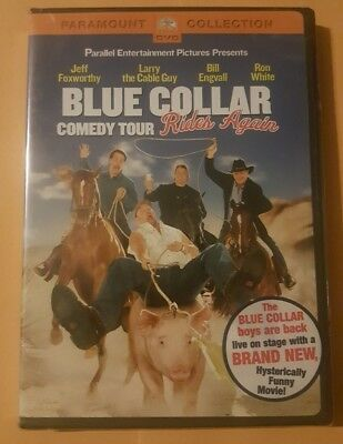 Blue Collar Comedy Tour Rides Again On Dvd Brand New And Sealed