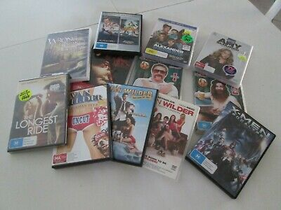 DVD's - Action / Crime / Thriller / Violence/Romance -FREE POSTAGE -Special
