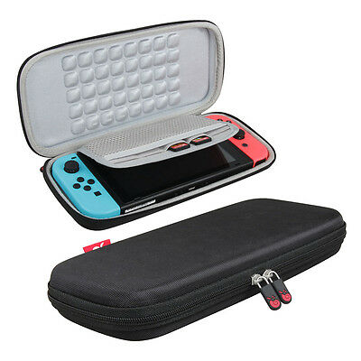 Hard EVA Travel Case for Nintendo Switch by Hermitshell