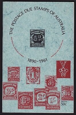 Australian Post Office Issues of Australian Stamps Philately Booklets set of 9