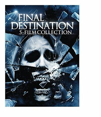 5 Film Collection: Final Destination New Dvd