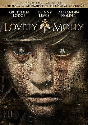 Lovely Molly (DVD, 2012) (New, Sealed, with the slipcover)  Free, Fast  Shipping