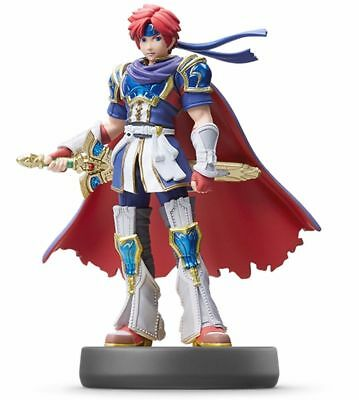 Nintendo amiibo Roy Super Smash Bros. 3DS Wii U Game Accessories NEW from Japan