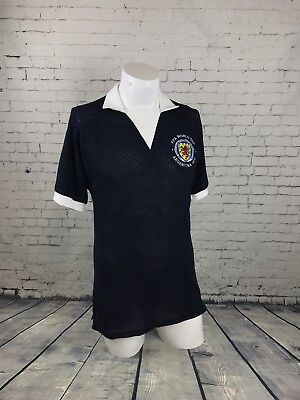 Retro Shirt Scotland 1978 | M | Home World Cup Argentina Score Draw Jersey | A22