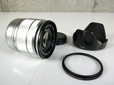 Fujinon XC 16-50mm f/3.5-5.6 Aspherical OIS ED Lens Silver *Ex* From JP
