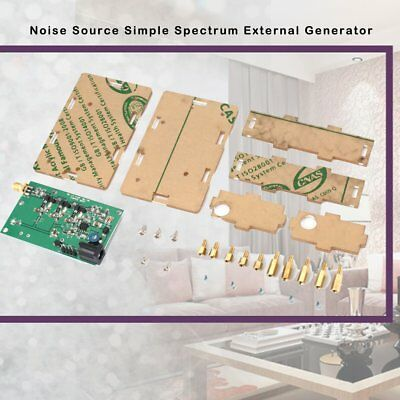 2019 latest  Noise Source Simple Spectrum External Generator Tracking Source SMA