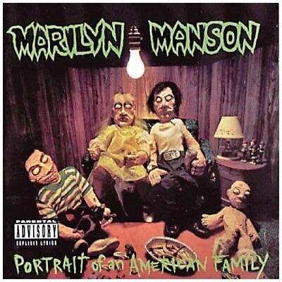 Marilyn Manson - Portrait of An American Family CD NEW
