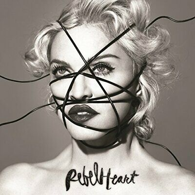 Madonna - Rebel Heart (Deluxe Edition) CD NEW
