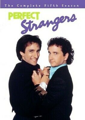 Perfect Strangers: The Complete Fifth Season (Season 5) (3 Disc) DVD NEW