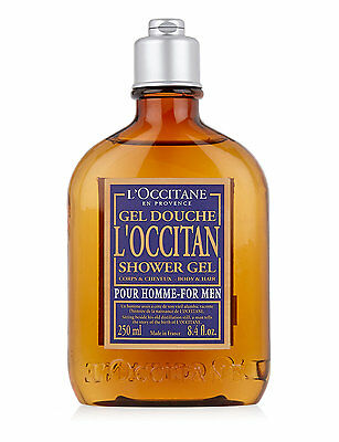 L'Occitane L'Occitan Shower Gel Body/Hair For Men 250ml