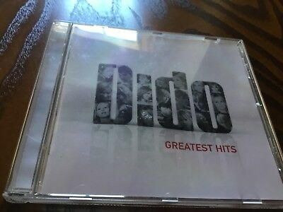 Dido - Greatest Hits - Cd - Here With Me / White Flag / Life For Rent / Eminem +