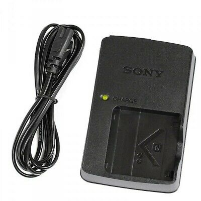 New Genuine Original Sony BC-CSNB BC-CSN Charger NP-BN NP-BN1 Battery Charger