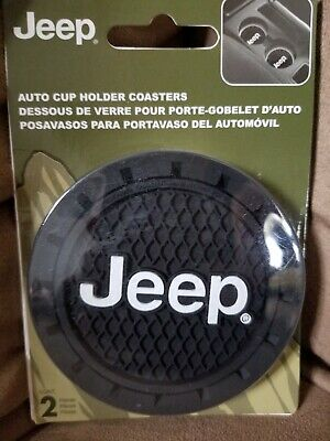 jeep cup holder coaster