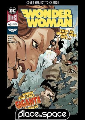 Wonder Woman, Vol. 5 #66A (Wk11)
