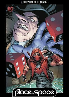 Red Hood: Outlaw #32B - Davis Variant (Wk11)
