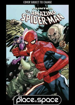 Amazing Spider-Man, Vol. 5 #17C - Yu Connecting Variant (Wk11)