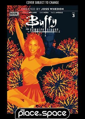 Buffy The Vampire Slayer 2019 #3A (Wk11)