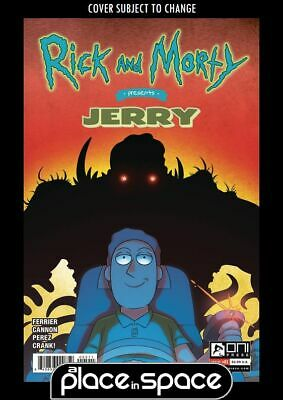 Rick & Morty Presents Jerry #1A (Wk11)