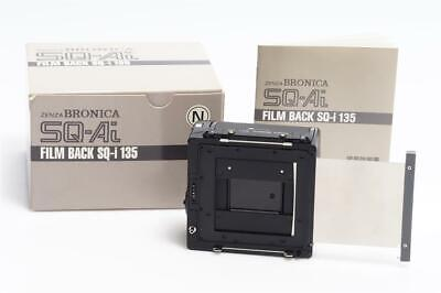 Zenza Bronica SQ-Ai N 135 Film Back 35mm *NEW OLD STOCK*