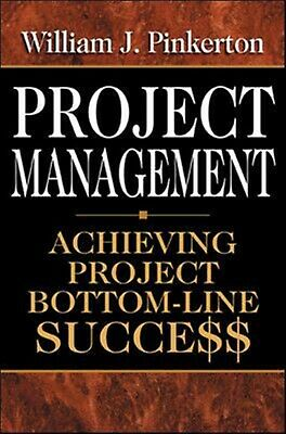 Project Management by Pinkerton, William -Hcover