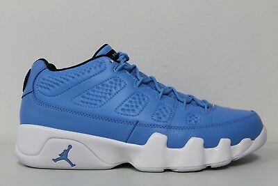 4a488c7d834d Nike Mens Air Jordan 9 Retro Low Pantone University Blue 832822-401 Size 8.5