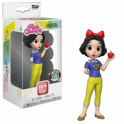 Funko Rock Candy Wreck It Ralph - Snow White Specialty Series Vinyl Figure