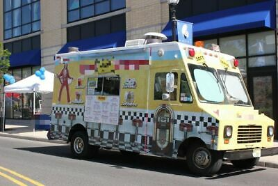 Ice Cream Trucks For Sale >> Ford Ice Cream Truck For Sale In New Jersey