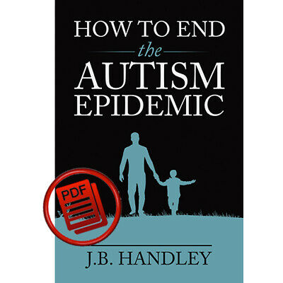 How to End the Autism Epidemic by J.B. Handley 💥PDF BY EMAIL💥