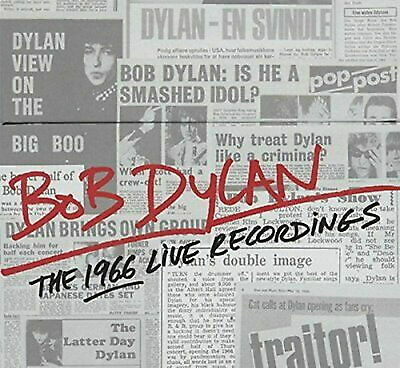The 1966 Live Recordings Bob Dylan 36 CD Box Columbia New Sealed Free Shipping