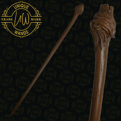 """Harry Potter Lion Wand 13.5"""", Noble, Superbia, Pottermore, Wizarding World"""