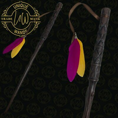 """Fraxinus Wand 13.5"""", Harry Potter, Noble, RARE Wizarding World, Geek, Pottermore"""