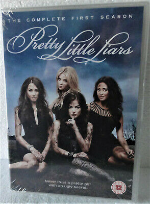 Pretty Little Liars - The Complete First Season DVD       NEW SEALED