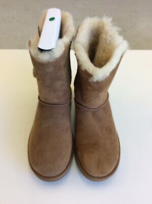 a21d9951b1e UGG AUSTRALIA WOMENS Bailey Button Boots 2 II 1016226 in Chestnut ...