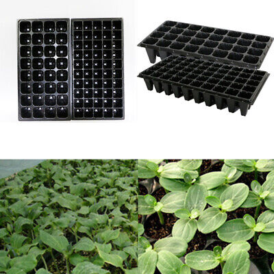 Seed Tray / Inserts / Propagator Lids Tops 21 32 50 72 105 128Cell Trays Gravel