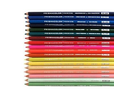 Prismacolor Premier Colored Pencil Soft Core 150 Colors Choose One Art -Va