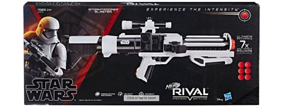 Nerf Rival Star Wars Stormtrooper Blaster Cosplay Rare Props Nerf Guns BRAND NEW